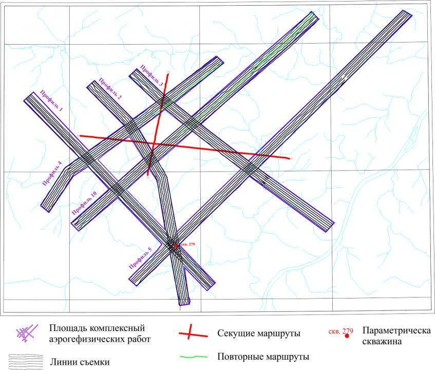 Комплексная аэрогеофизическая съемка (КАГС)