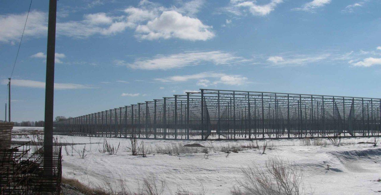 Инженерные изыскания с целью заложения гидрогеологических скважин для производственных теплиц