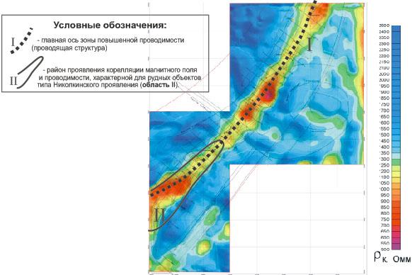 Комплексная аэрогеофизическая съемка (КАГС) На Шерегешской площади